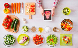 Диета и питание при простатите у мужчин