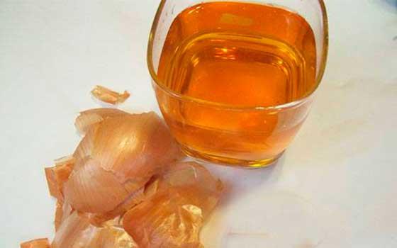 Настойка из луковой шелухи на спирту