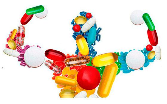 Витамины для борьбы с заболеваниями простаты у мужчин