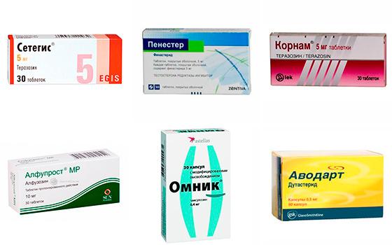 Препараты - аналоги