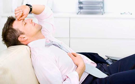Головные боли и сонливость