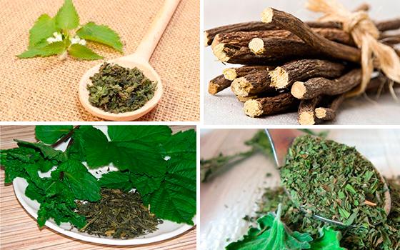 При заваривании иван-чай можно смешивать с разными травами