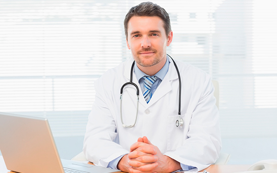 Врач – терапевт